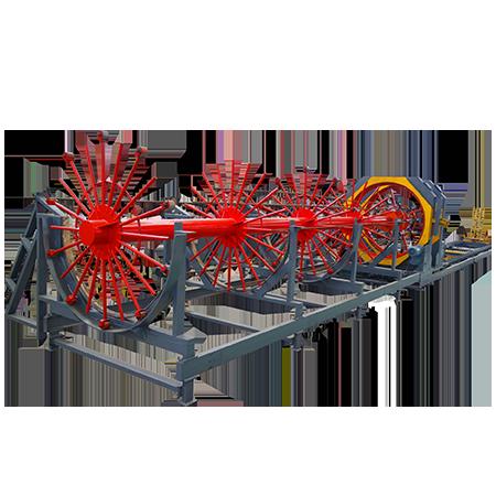 GL1500-2500钢筋笼滚焊机